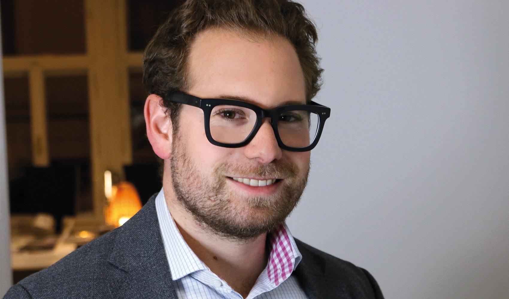 Benjamin Ruschin, Geschäftsführer von Vienna Digital