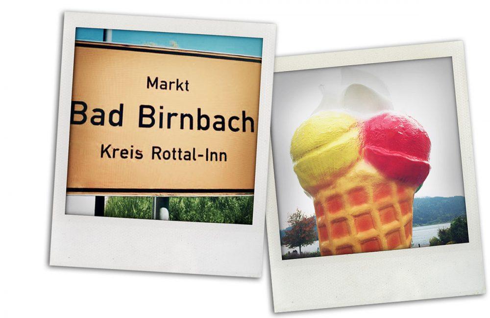 Bad Birnbach Eis